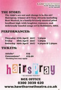 H&C Hairspray 1
