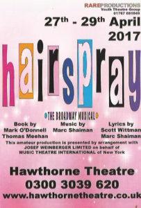 H&C Hairspray